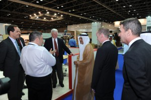 US Campus Office Exhibition Dubai 2011