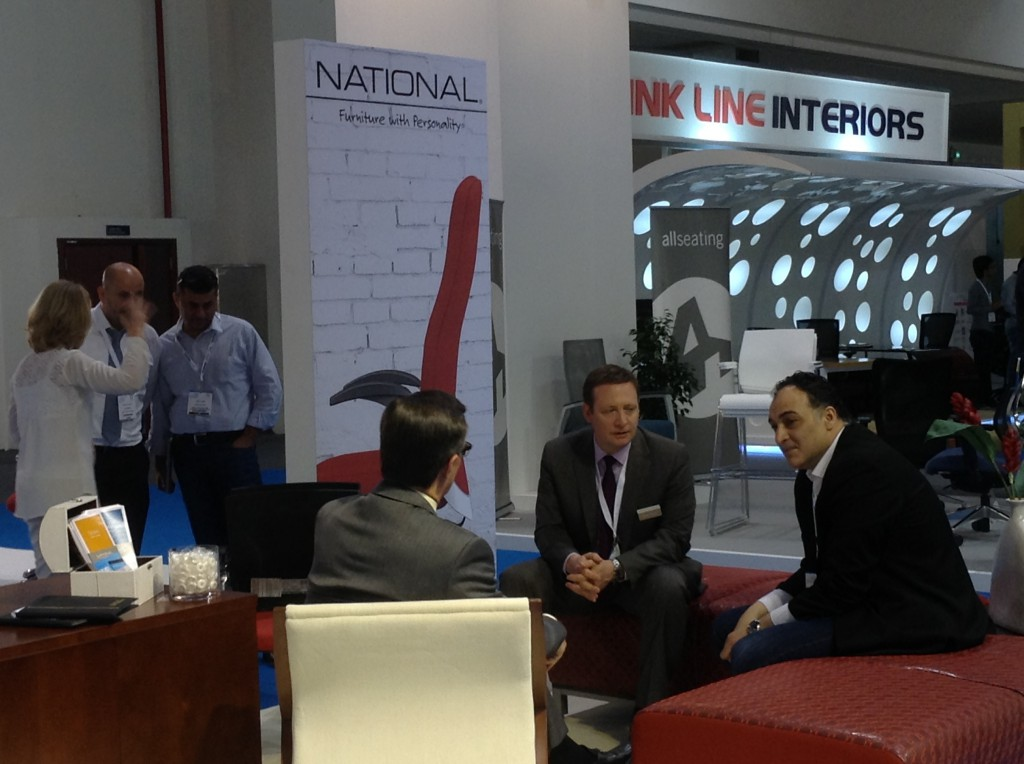 National at the Campus - Dubai 2013